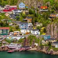 9. St John's, Newfoundland, Canada