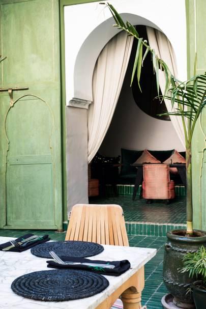 6. Find out where Dior creative director Maria Grazia Chiuri heads for inspiration in Marrakech