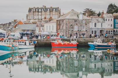 PADSTOW CHRISTMAS FESTIVAL, CORNWALL