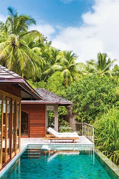 18. Six Senses Zil Pasyon, Seychelles
