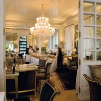 The Restaurant: Filippo La Mantia at Hotel Majestic Roma