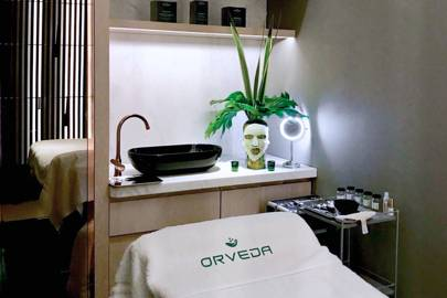 Orveda Facial at Harvey Nichols