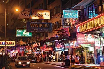 The Wan Chai Strip