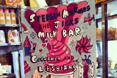 Milk Bar, Williamsburg