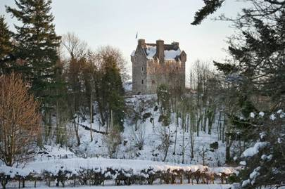 Aikwood Tower, Scottish Borders