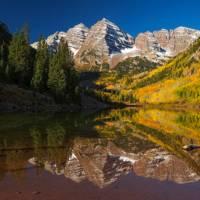 Colorado: Maroon Bells, Elk Mountains