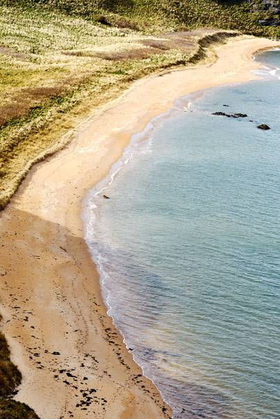 North Berwick beaches