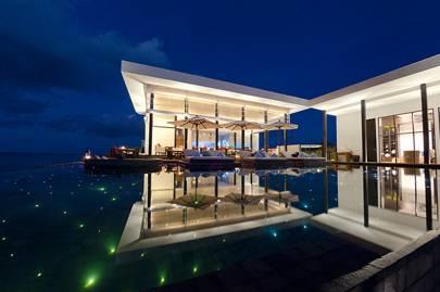 Jumeirah Dhevanafushi, Maldives