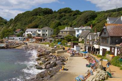The Boathouse, Steephill Cove, Isle of Wight