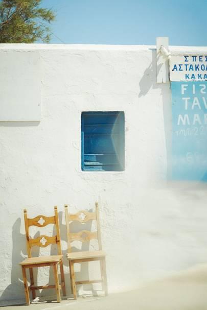 Markos Taverna, Mykonos