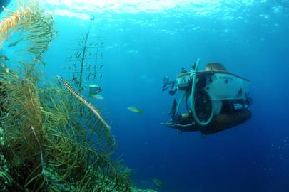 4. MARIANA TRENCH, MARIANA ISLANDS