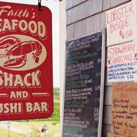 Restaurants in Martha's Vineyard