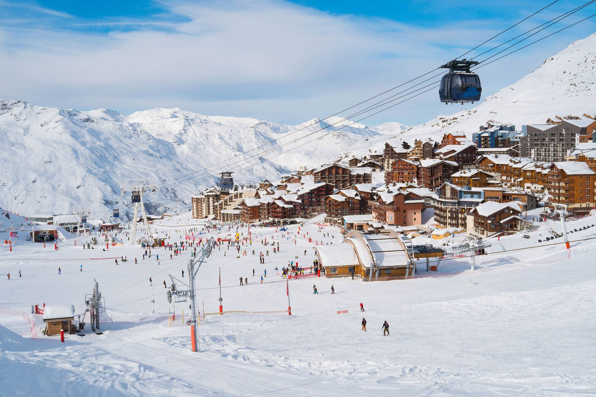 the best ski resorts in the world 2018 | cn traveller
