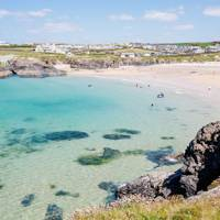 9. Treyarnon – the perfect north Cornwall beach