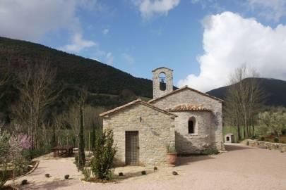 Chiesa del Carmine, Umbria