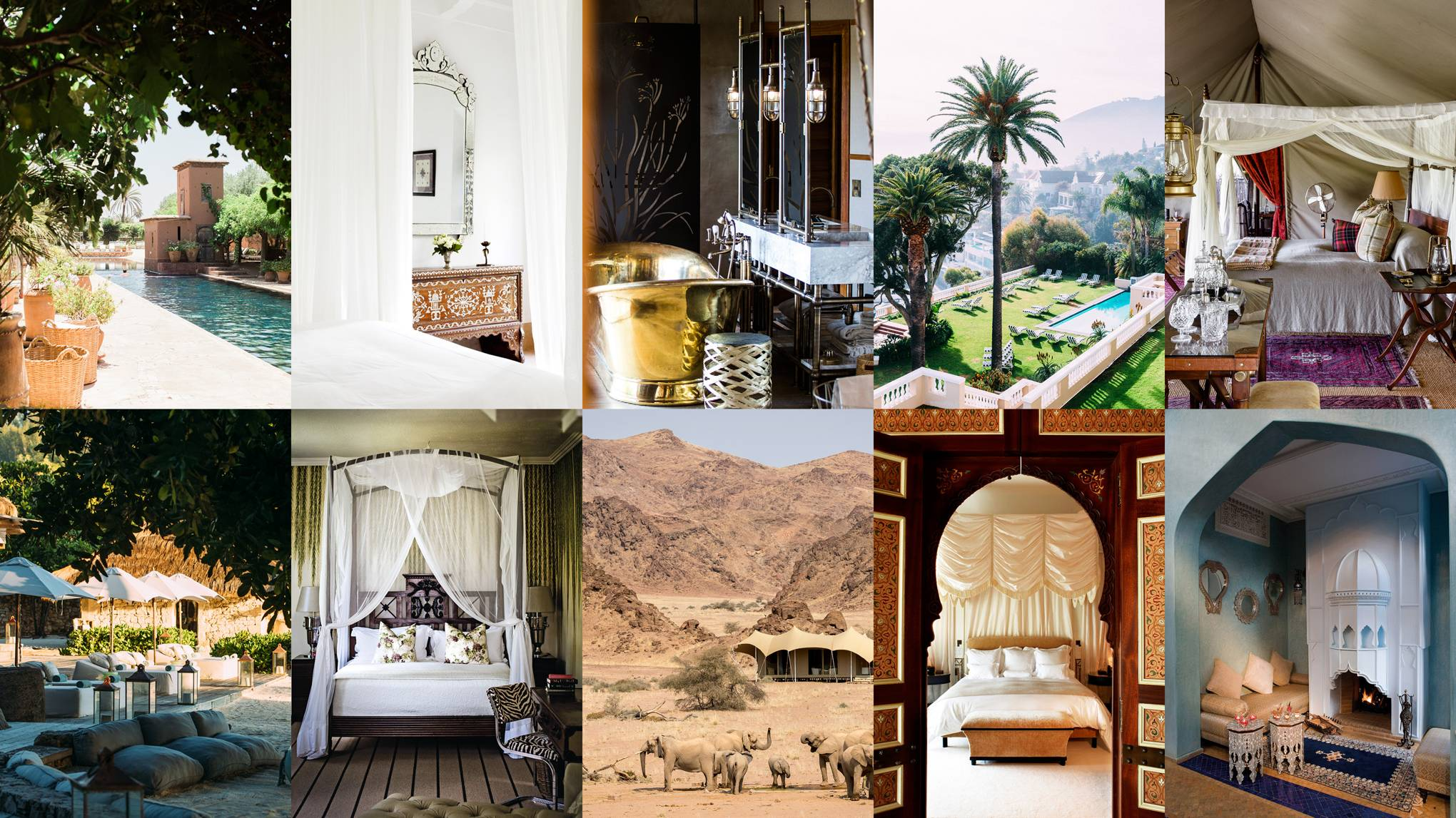 The best hotels in Africa, the Middle East and the Indian Ocean: the Gold List 2020