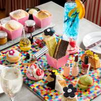 Mary Quant afternoon tea at The Pelham London