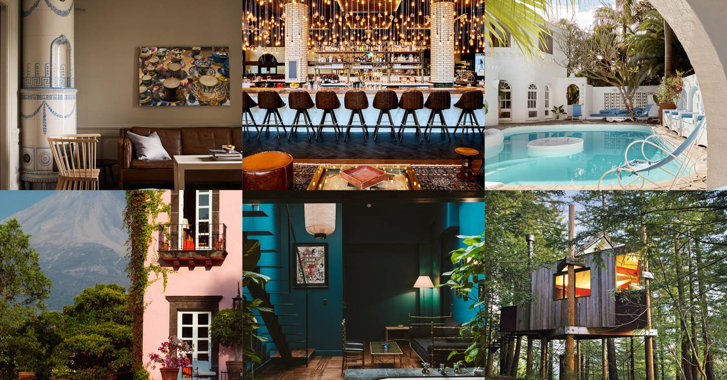 33 of the world's loveliest small and secret hotels