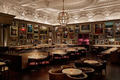 CURSE OF THE RED KISS AT BERNERS TAVERN