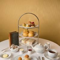 St James's Hotel & Club 1840 afternoon tea