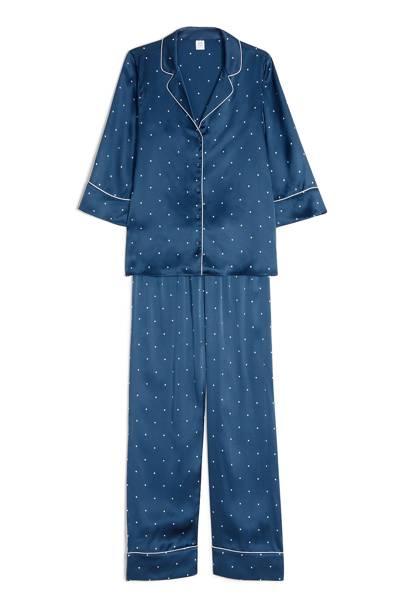 John Lewis silk pyjamas, £125