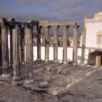 History of Evora