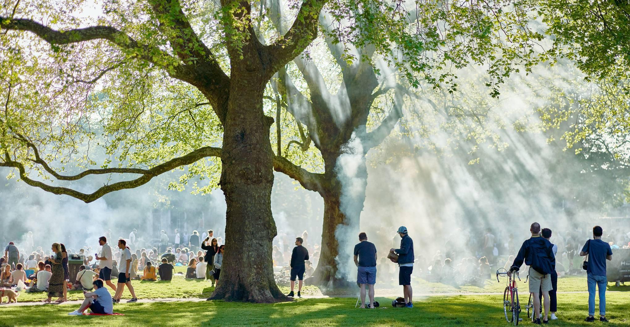 The 7 best outdoor activities in London