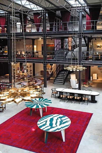 Prime Shopping In Milan The Best Design Stores Cn Traveller Home Interior And Landscaping Ponolsignezvosmurscom