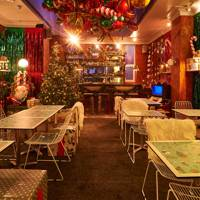 Go for a 70s-style Christmas tipple at the Miracle Bar
