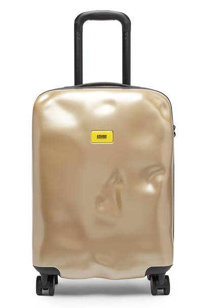 Crash Baggage hardshell suitcase