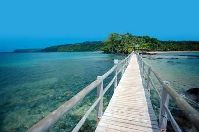 Bom Bom Island Resort, São Tomé and Principe