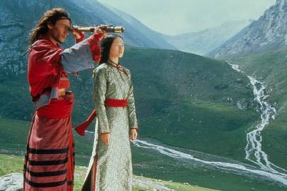 CROUCHING TIGER, HIDDEN DRAGON (2000): CHINA