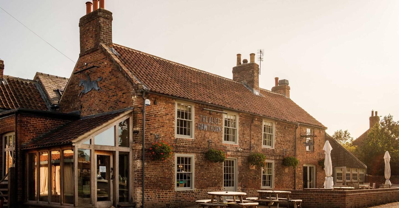 The Alice Hawthorn Inn, Nun Monkton