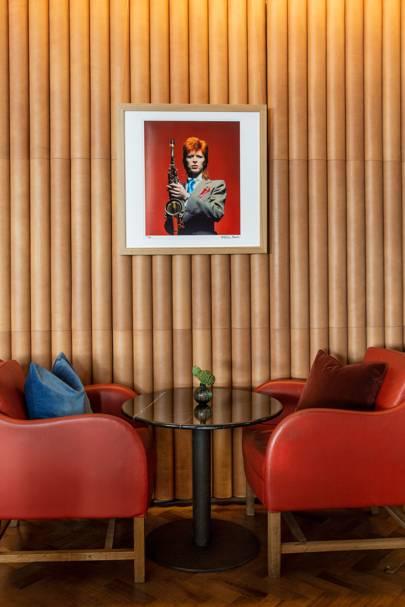 Ziggy's at Hotel Café Royal, Soho