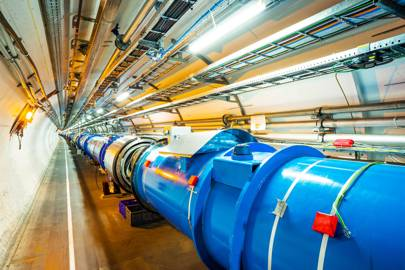 5. LARGE HADRON COLLIDER, Switzerland