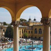 "14. <a href=""http://www.cntraveller.com/guides/europe/hungary/budapest"">Budapest"