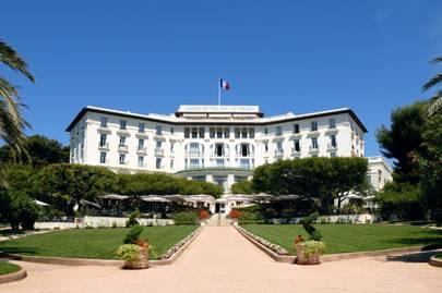 Grand-Hôtel du Cap-Ferrat, Côte d'Azur