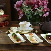 Parisian afternoon tea at Maison Assouline