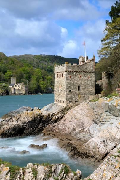3. Kingswear Castle, Dartmouth, Devon