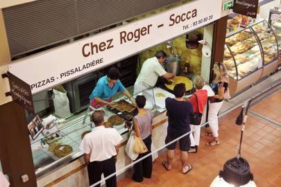 7. CHEZ ROGER