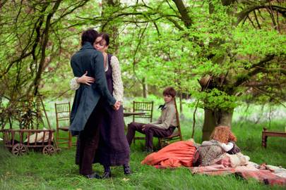 BRIGHT STAR (2009): HAMPSTEAD HEATH