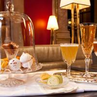 'Taking Tea with George' at St Pancras Renaissance Hotel