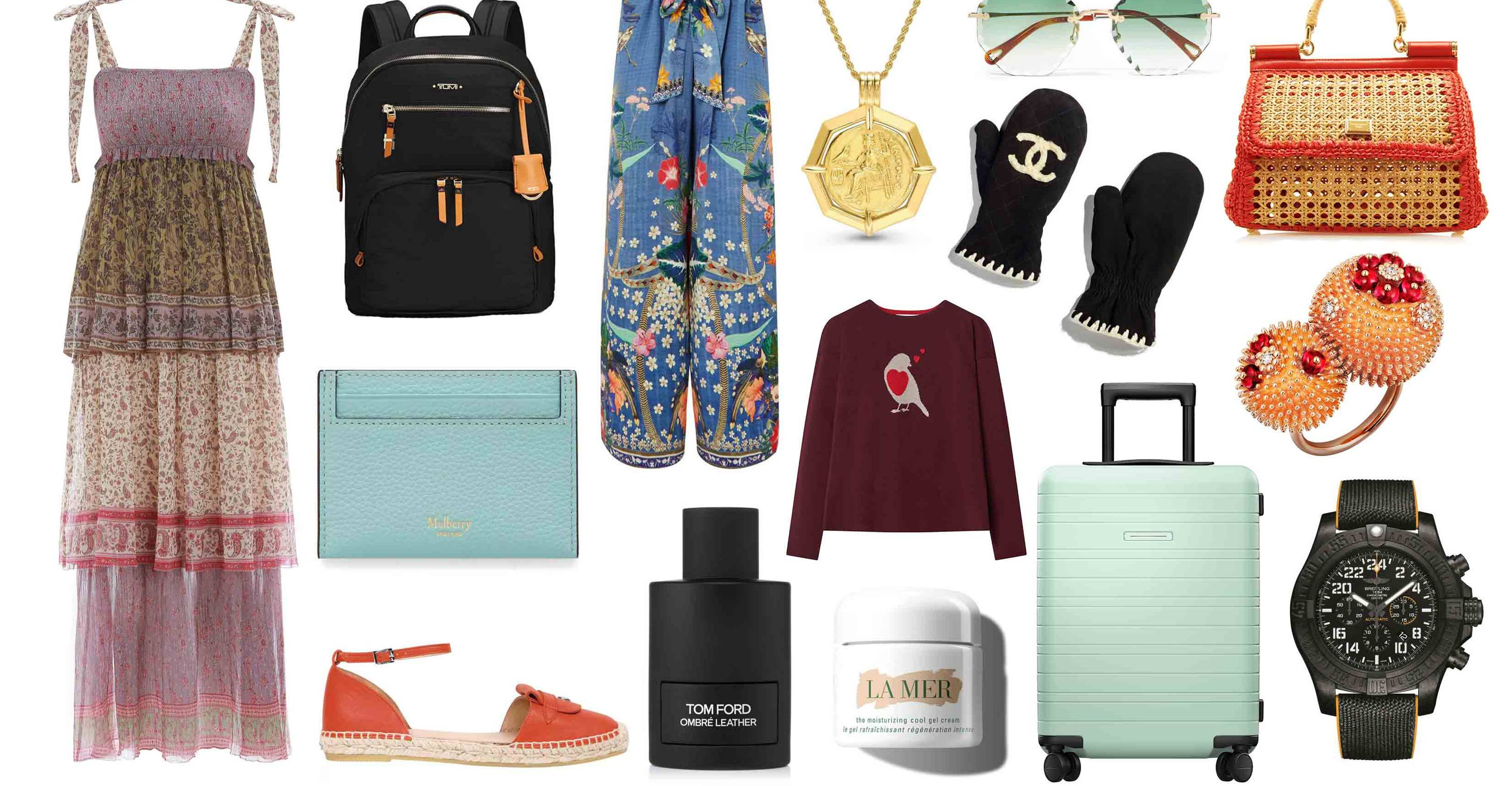 Travel gift ideas for globetrotters