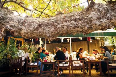 Where to eat along the Bosphorus, Turkey