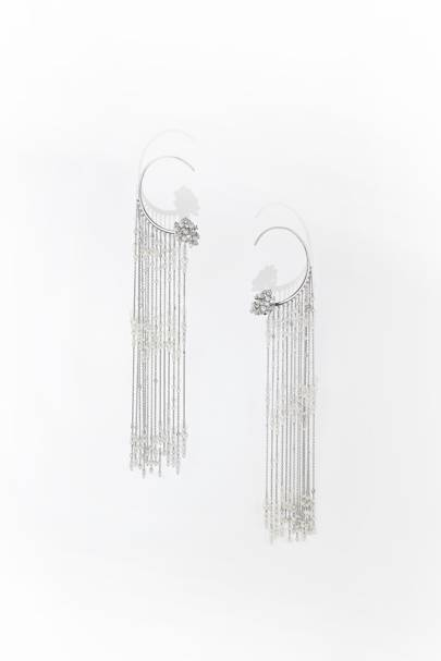 Tatiana Verstraeten earrings