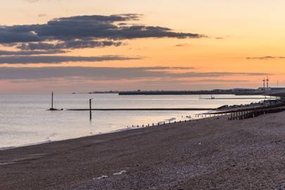 9. Shoreham beach, West Sussex