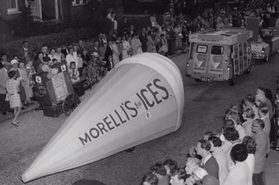 Morelli's, Broadstairs, Kent