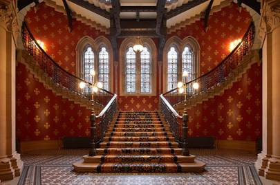 St Pancras Renaissance London Hotel