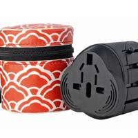 DVF travel adaptor