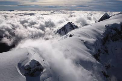 Volcanoes in Patagonia